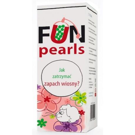 FUN pearls – jak zatrzymać zapach?