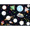 Kosmos - Podkładka do wyklejania plasteliną