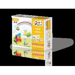 Puzzle - Zabawki
