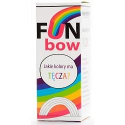 FUN bow - jakie kolory ma tęcza?