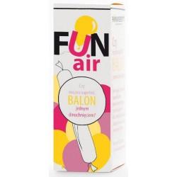 FUN air - czy można napełnić balon jednym dmuchnięciem?