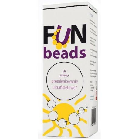 FUN beads – jak zmierzyć promieniowanie ultrafioletowe?