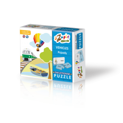 Puzzle - Pojazdy